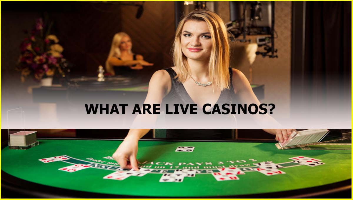 WHAT ARE LIVE CASINOS ONLINE MALAYSIA