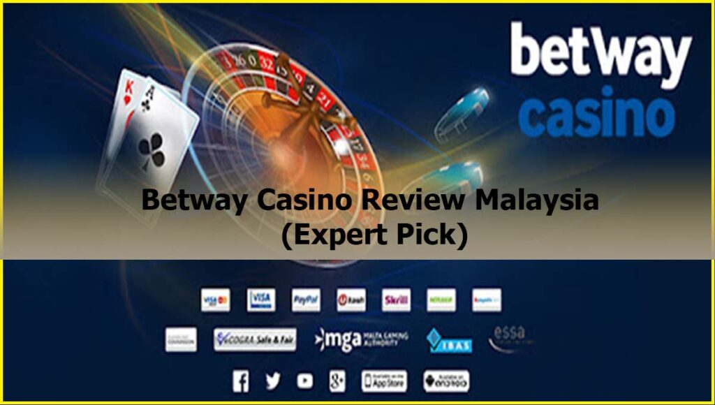 Betway Casino Review Malaysia (Expert Pick)