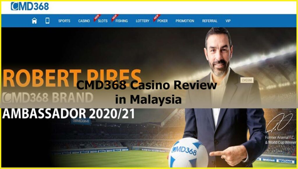 CMD368 Casino Review in Malaysia