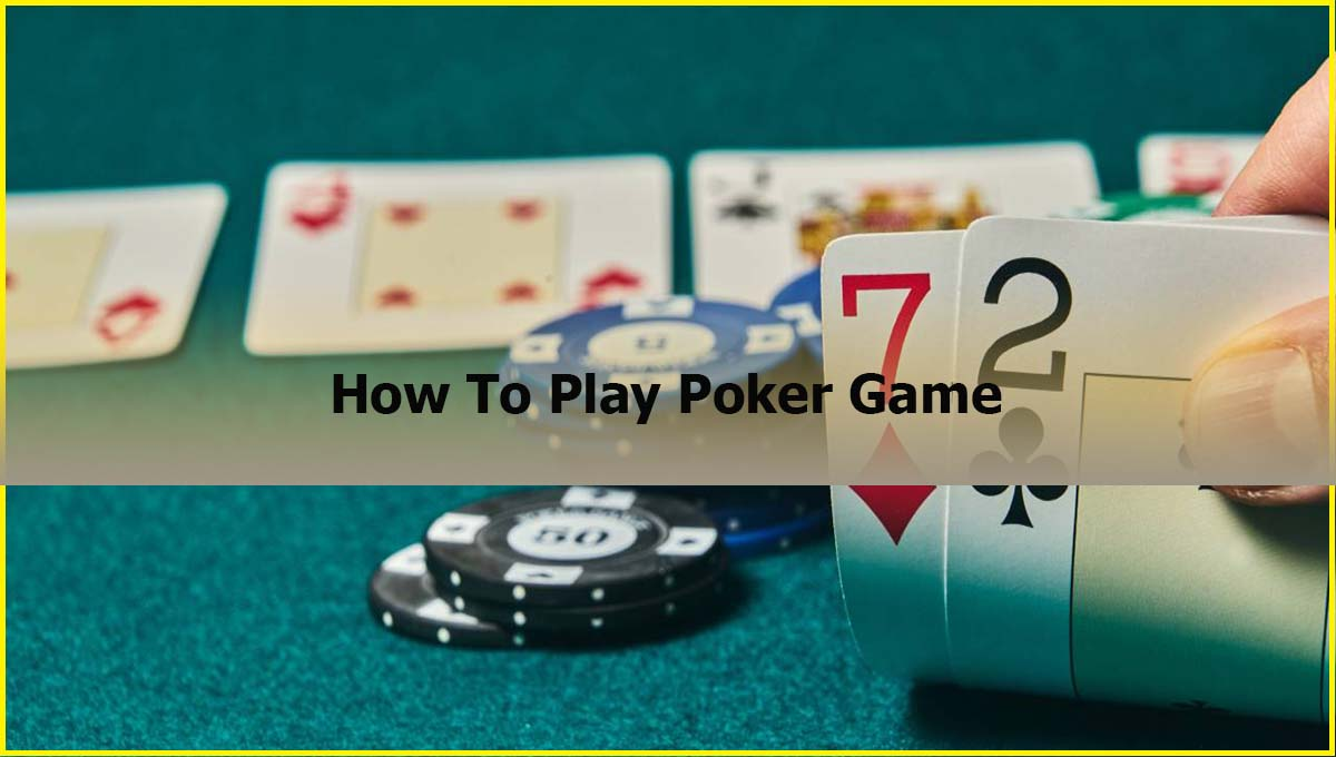 How To Play Poker Game Online Malaysia